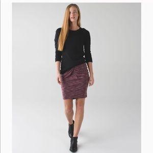 Lululemon Where to pencil skirt